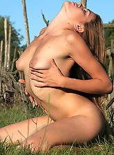 Sweet blonde bombshell is an admirable girl whos always in the epicenter of guys attention